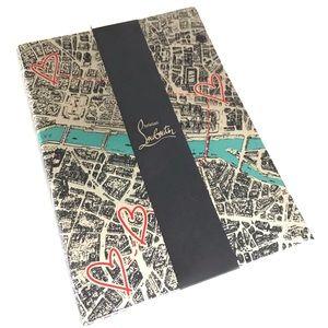 Christian Louboutin Plan de Paris Journal Notebook